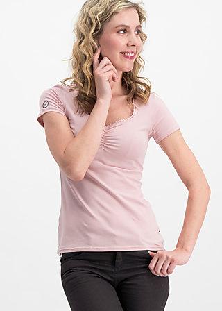 logo shortsleeve feminin uni, rosa iceshop, Shirts, Pink