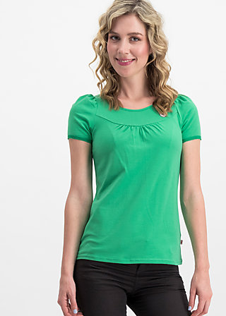 logo shortsleeve leisure  uni, green street, Shirts, Green