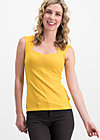 logo top romance uni, golden lantern, Shirts, Yellow