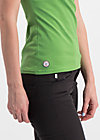 logo top romance uni, green light, Shirts, Grün