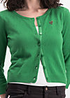 logo wonderwaist cardy, green hope heart, Jumpers & lightweight Jackets, Green