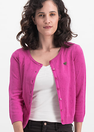 logo wonderwaist cardy, pink hope heart, Jumpers & lightweight Jackets, Pink