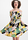 metropolitan magic dress, urban jungle, Dresses, Yellow