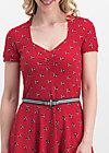 mze kze dress, street swallow, Dresses, Red