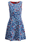 petite and oho dress, big city life, Dresses, Blue