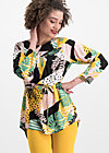 sans souci tunique, urban jungle, Blouses & Tunics, Yellow