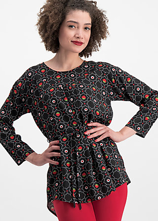 sans souci tunique, pick me up, Blouses & Tunics, Black