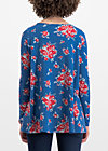 spectaculous tent shirt, having a date, Shirts, Blau