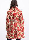 spy of love trenchcoat, poppy power, Jackets & Coats, Green