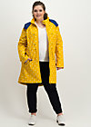 swallowtail promenade coat, north north west, Jackets & Coats, Yellow