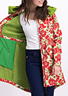swallowtail promenade coat, poppy power, Jackets & Coats, Green