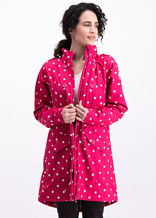 swallowtail promenade coat, pink point, Jacken & Mäntel, Rosa