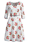 swing a bow dress, vagabunch, Dresses, White