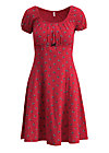 swing along dress, street swallow, Dresses, Red