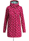 wild weather long anorak, pink point, Jackets & Coats, Pink