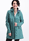 wild weather long anorak, tiny triangle, Jackets & Coats, Green