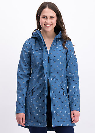 wild weather long anorak, wonder wings, Jackets & Coats, Blue