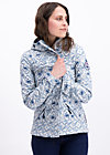wild weather petite anorak, delft porcelain, Jackets & Coats, Blue