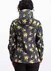 wild weather petite anorak, patio plant, Jackets & Coats, Black