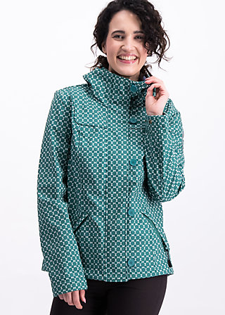wild weather petite anorak, tiny triangle, Jackets & Coats, Green