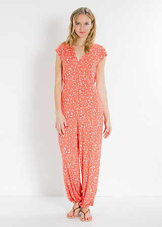 lure of the tropics suit, shell sparkling, Hosen, Rot