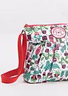 huge heart bag, houseplanty, Handtaschen, Grün