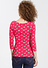 carmencita mon amour shirt, carries cherries, Shirts, Rot