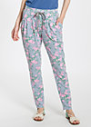 central park picknick pants, garden at home, Hosen, Blau
