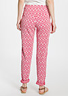 lovely lazyness pants, tulips lips, Jog Pants, Rot