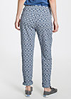 lovely lazyness pants, tulips timeless, Jog Pants, Blau