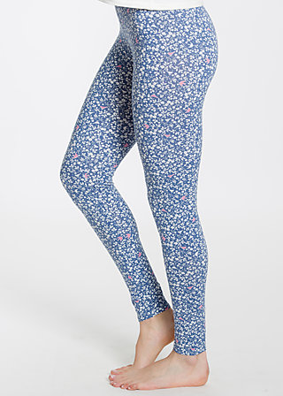 luft und liebe legs, forest of birds, Leggings, Blau