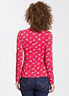 schönheit von lande shirt, carries cherries, Shirts, Rot
