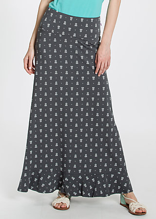 sunset soiree jupe, early blooming, Skirts, Schwarz