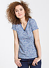 veranda feger shirt, forest of birds, Shirts, Blau