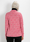 haus und herde cardy, soft blossom, Cardigans, Rot