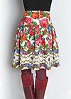 kreml kreisel glocke, flower carpet, Webröcke, Weiß