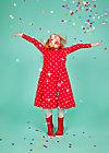 lulu lichterglanz robe, dancing dots, Kleider, Rot