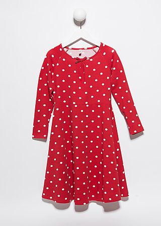 lulu lichterglanz robe, dancing dots, Dresses, Rot