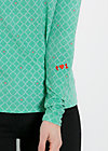 mary go round shirt, green taiga, Shirts, Grün