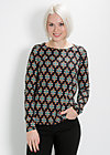 mary go round shirt, russian berries, Shirts, Schwarz