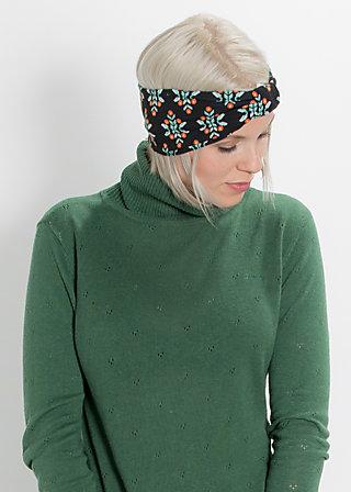 puztamädel hairband, russian berries, Haarbänder, Schwarz