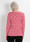 turtledove daisy shirt, soft blossom, Shirts, Rot