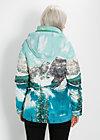 twirling tzarita anorak, fantastic view, Jacken & Mäntel, Blau