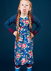 dance all day dress, boho bouquet, Kleider, Blau