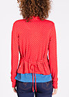 devils sweetheart cardigan, ring the bell, Cardigans, Rot