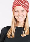 easie beanie, retro dotty, Hüte/Mützen, Rot