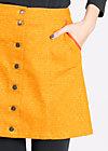 erste klasse skirtlet, mr skinner, Webröcke, Gelb