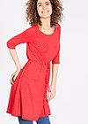 everyday ahoy dress, ring the bell, Kleider, Rot