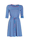 everyday ahoy dress, write a book, Jersey Dresses, Blau