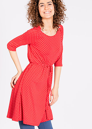 everyday ahoy dress, ring the bell, Jerseykleider, Rot